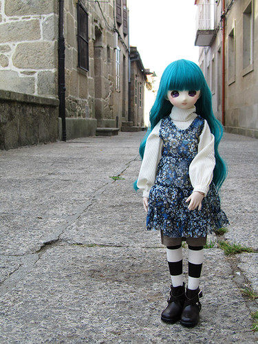 Silvie at Pontevedra