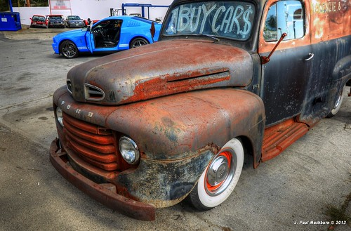 ford rust rusty hdr fordtruck fordpaneltruck 1948fordpaneltruck