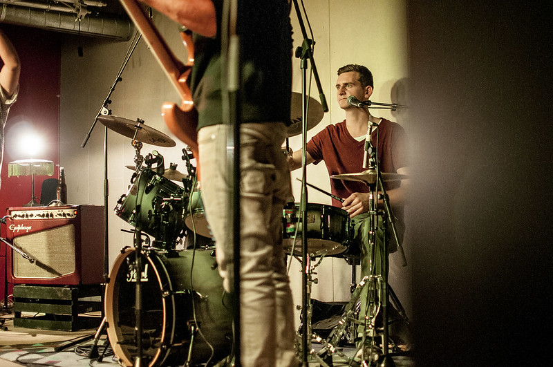 Mr. Leader and Orchestra: Plattentaufe