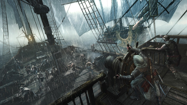 Assassin's Creed IV Black Flag - Screenshot 1