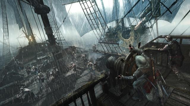 Assassin's Creed IV Black Flag - Screenshot 1