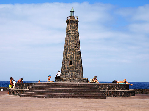 Lighthouse Bajamar, Tenerife