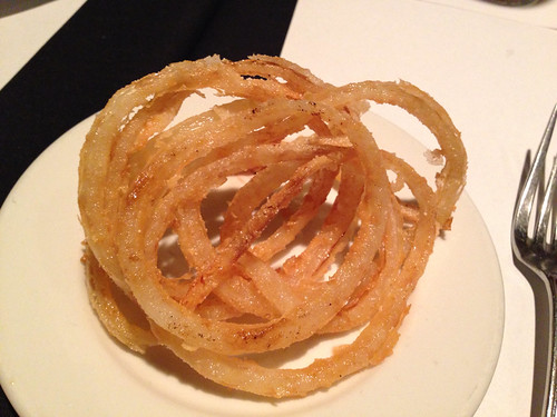 """""""Onion rings"""" mistral"""