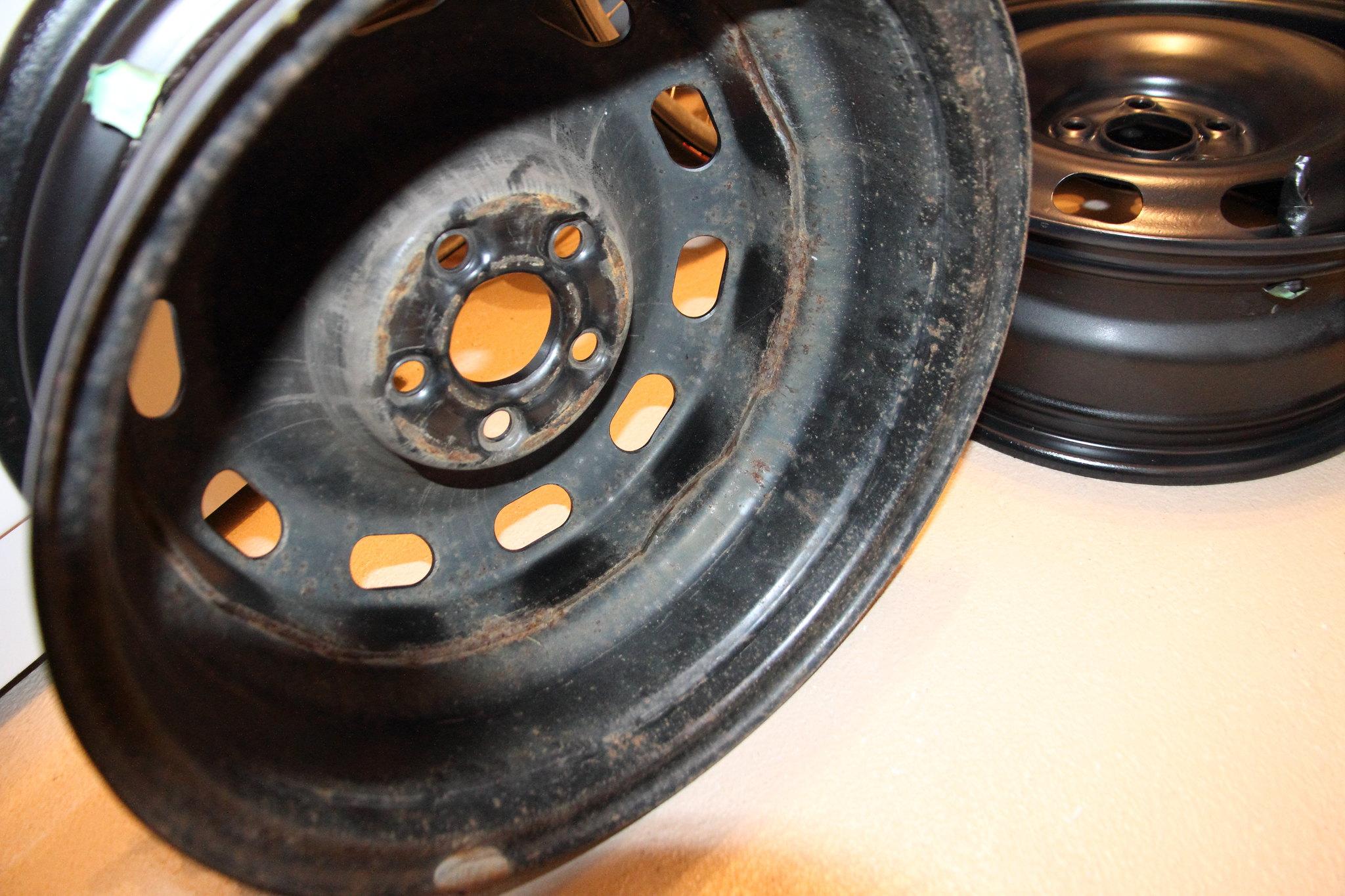 Rustoleum Flat Black Paint Gallon