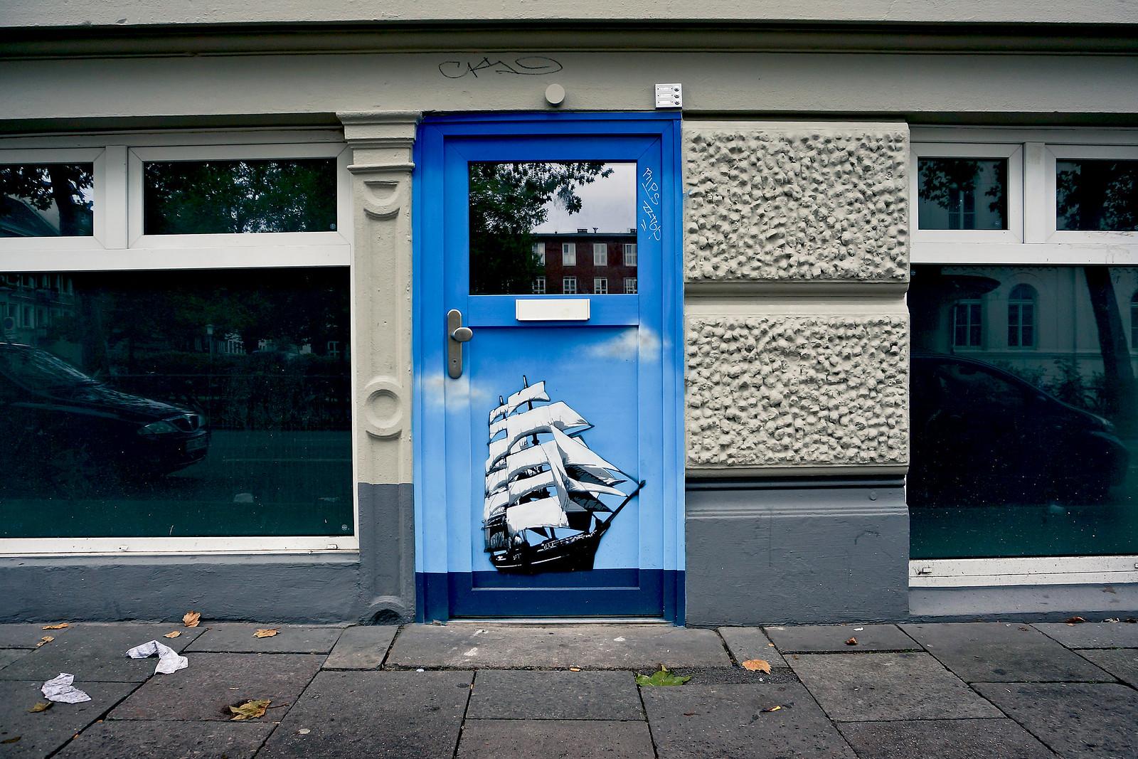 Straßengalerie Hamburg