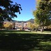 Fall on the CU Boulder campus, October 2013