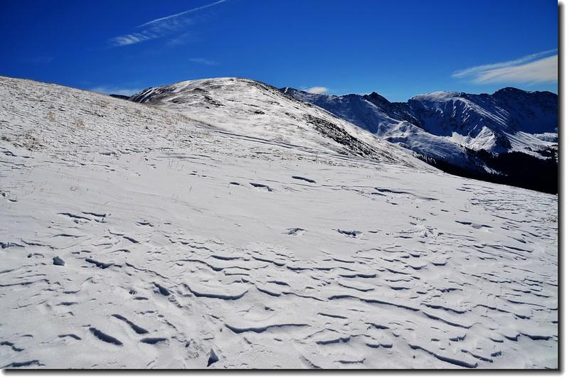 Loveland Pass  山景 1