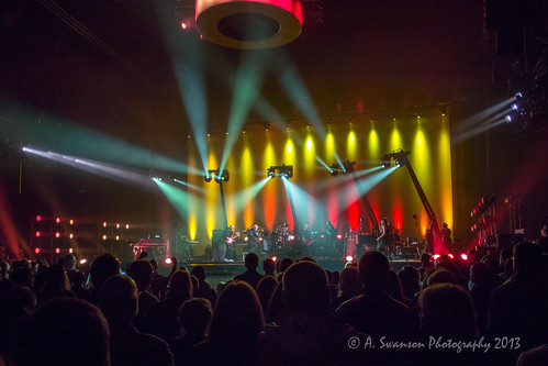 Peter Gabriel - Back to Front Tour 2013