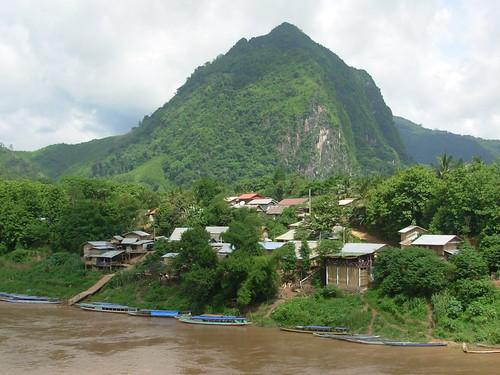 Nong Khiaw-Luang Prabang-bateau (4)