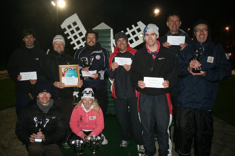 WCGC prize winners