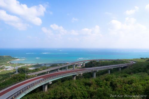 Niraikanai Bridge | Okinawa