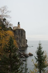 North Shore Trip - October 2013 - Another Shot of Split Rock Lighthouse