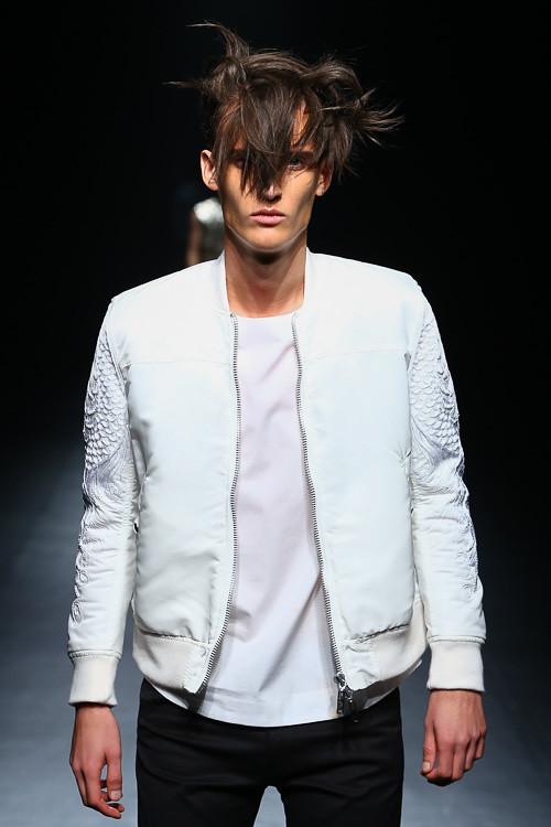 Dzhovani Gospodinov3085_SS14 Tokyo CHRISTIAN DADA(Fashion Press)