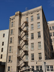 San Antonio - Fire Escape