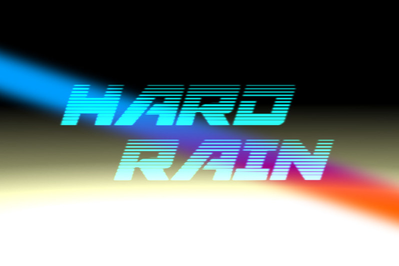 Hard Rain Screen Title