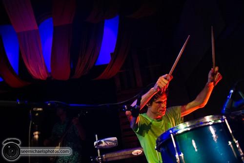 Deerhoof at Irenic 110313 © Michael Klayman-018