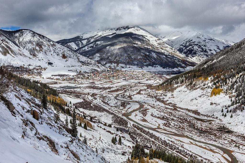 Mount Rhoda Colorado Around Guides