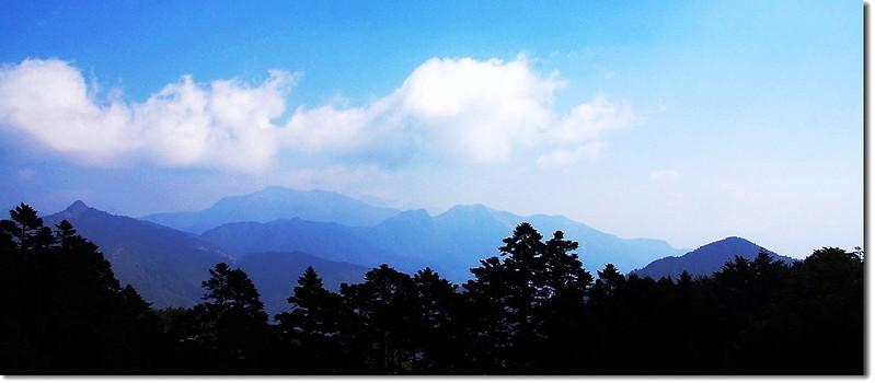 北望群山 2