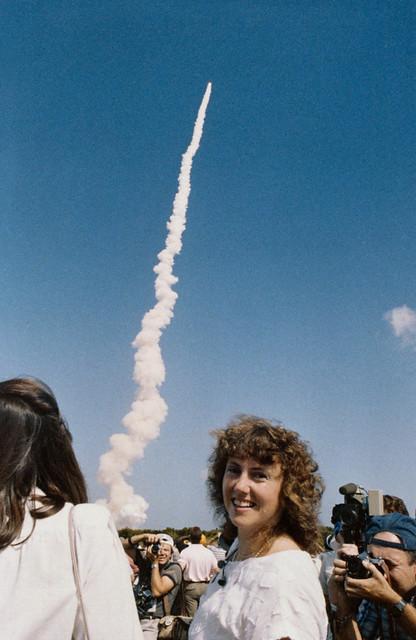 space shuttle challenger barbara morgan - photo #21