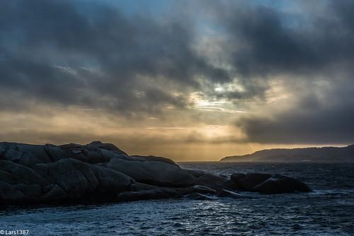 autumn sunset sea seascape nature water norway nikon sandefjord folehavna nikonqualitycontrolsucks