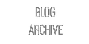 blogarchive