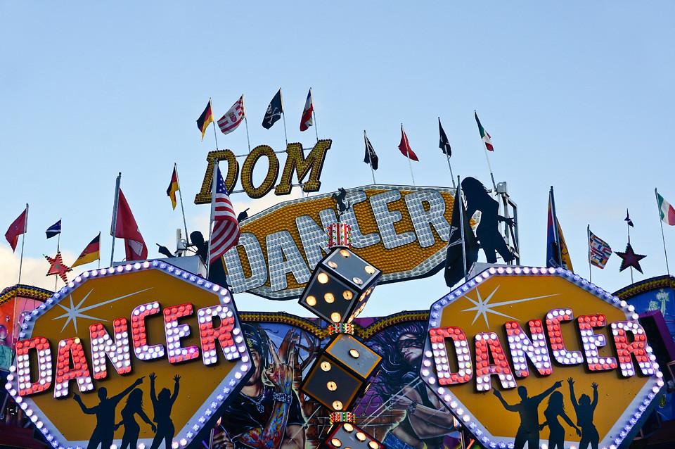Hamburger Dom 2013