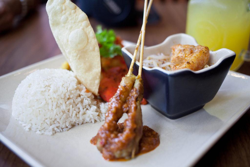 Singaporelainen keittiö