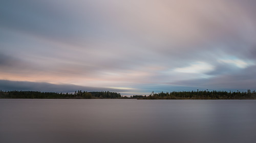longexposure morning sky lake blur nature clouds canon landscape washington movement scenery day cloudy scenic pacificnorthwest deceptionpass pnw canonef2470mmf28lusm canoneos5dmarkiii