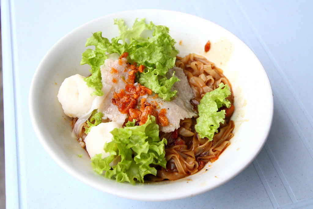 Penang Food Guide: Fish Ball Koay Teow Soup @ Carnavon Street