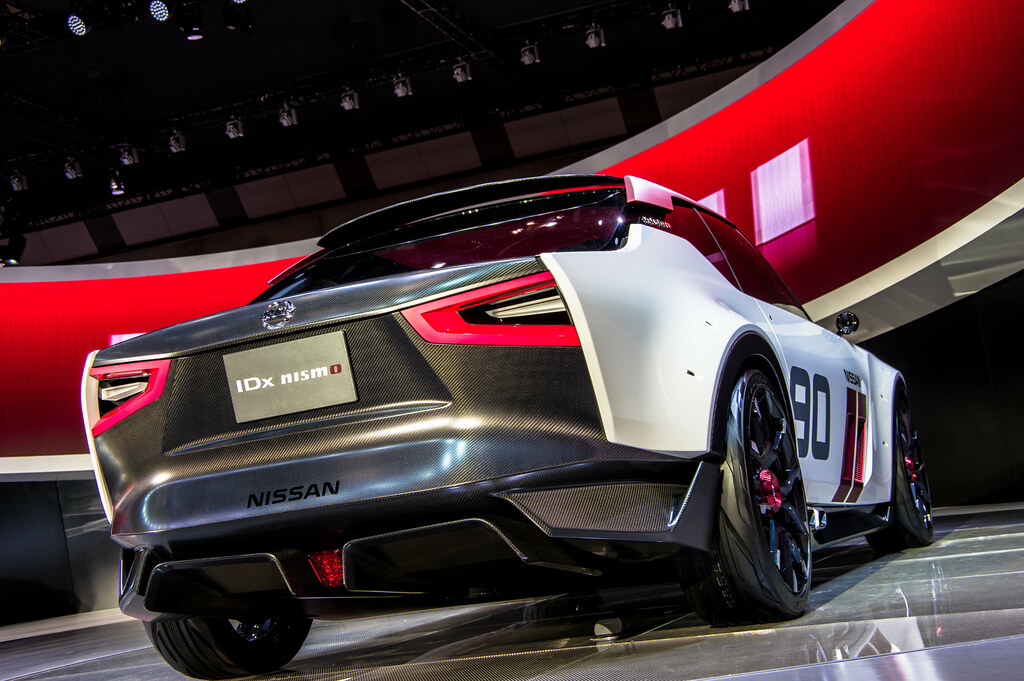 Tokyo MotorShow 2013 Nissan