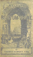 """British Library digitised image from page 5 of """"Belgium and the Rhine ... Second edition"""""""