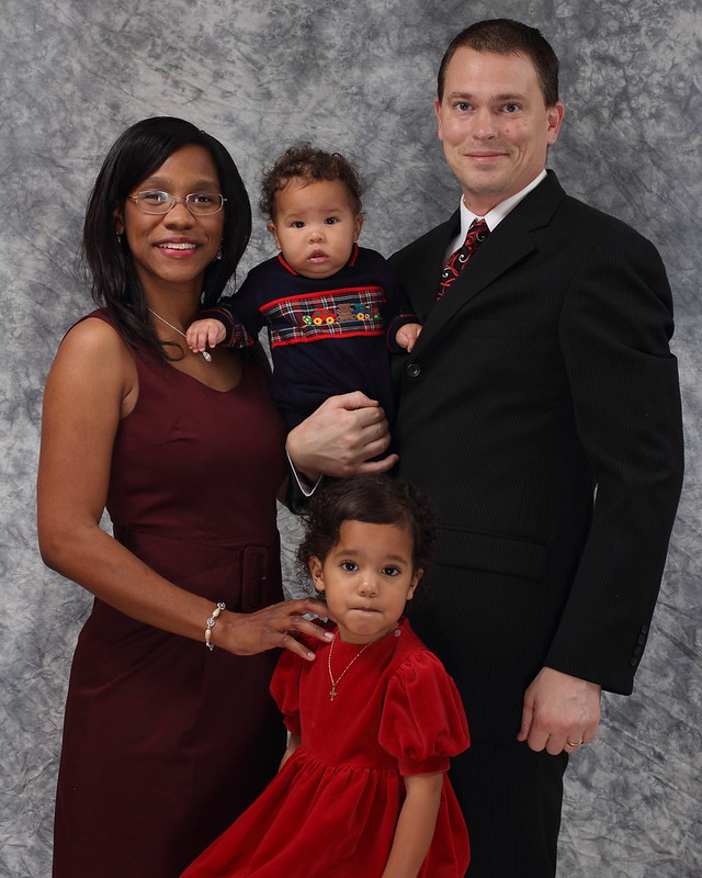 2013 Holiday Family Portrait