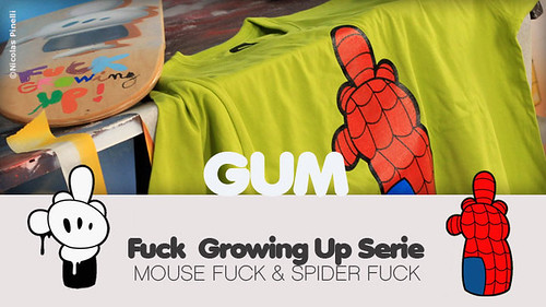 Gum : Fuck growing up serie