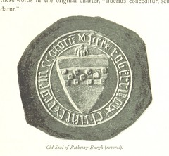 Image taken from page 233 of 'The Isle of Bute in the Olden Time. With illustrations, etc'