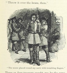 """British Library digitised image from page 223 of """"Micah Clarke ... Adapted for school use. With illustrations, etc"""""""