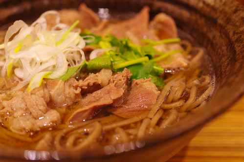 meat noodle