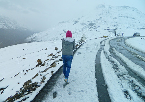 Rohtang pass, Himachal pradesh, India