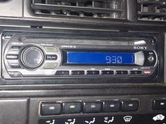 automotive exterior(0.0), bumper(0.0), vehicle registration plate(0.0), vehicle audio(1.0), electronics(1.0),