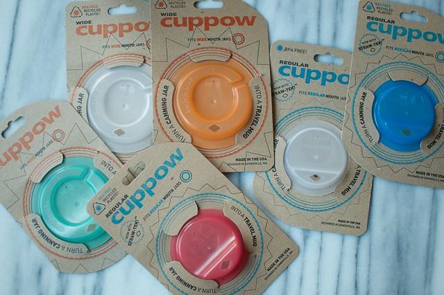 Cuppow lids