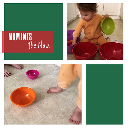 Retro Melamine Mixing Bowls: Toddler Approved
