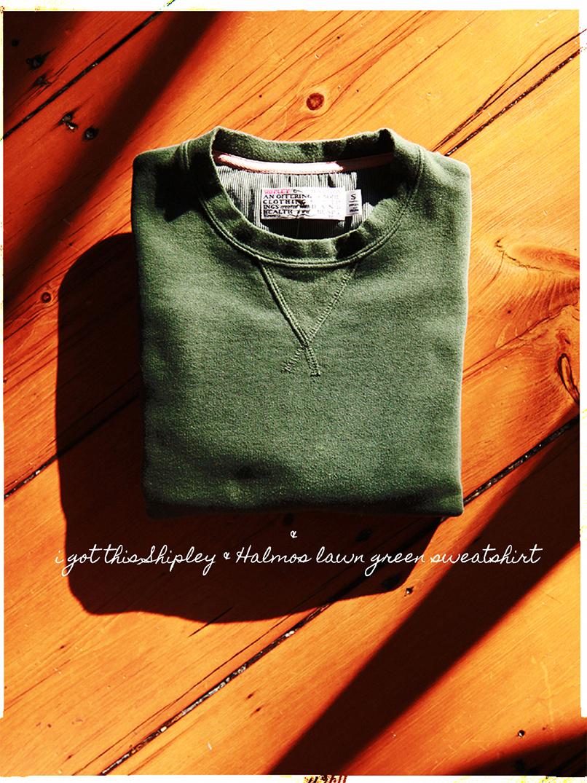 shipley & halmos sweatshirt