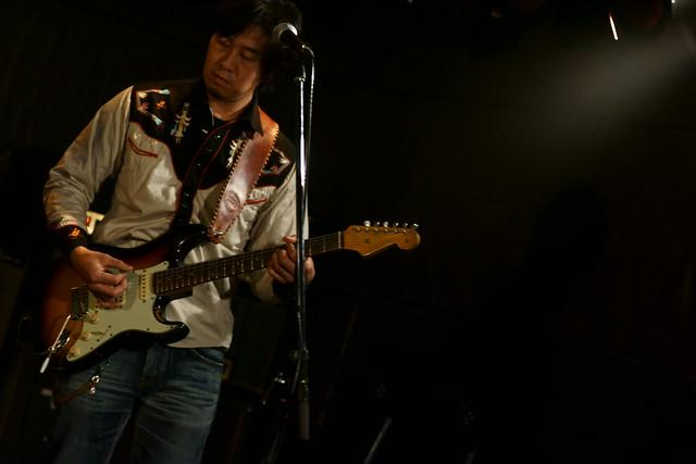 Wishbone Mash live at Outbreak, Tokyo, 21 Dec 2013. 282