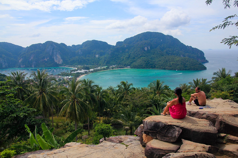 Koh Phi Phi Quick Guide Travel Happy