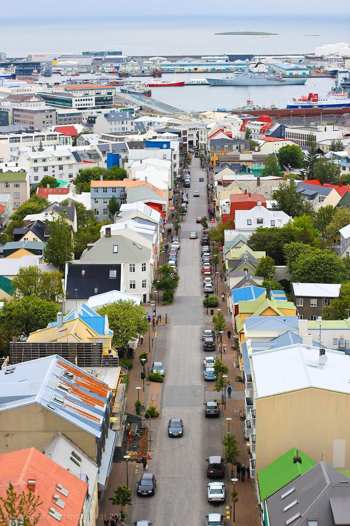 Reykjavik [10]