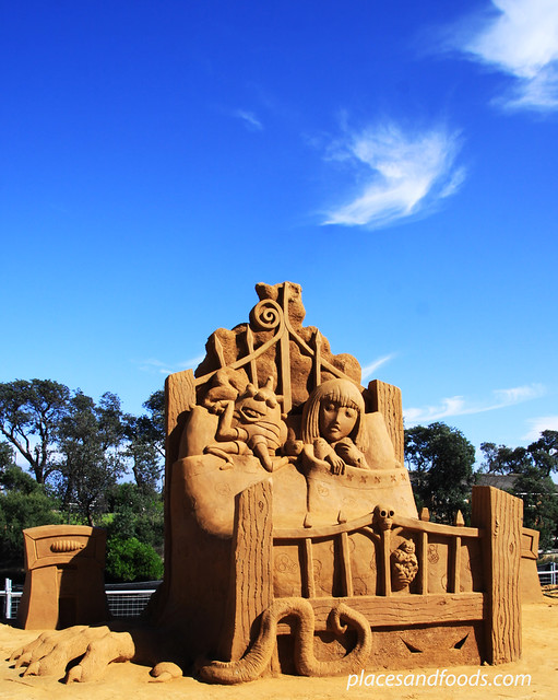 frankston sand sculpting bed bugs