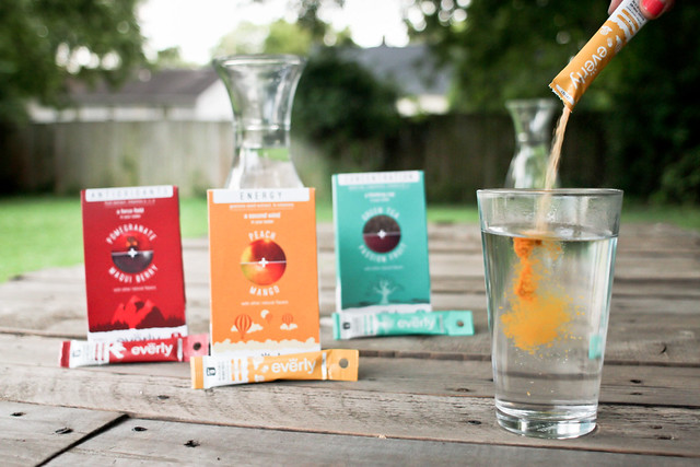Everly drink mix sample