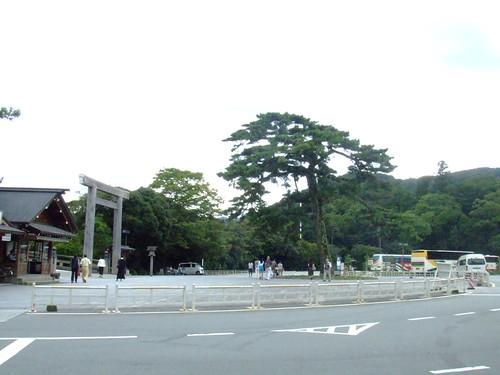 内宮・入口