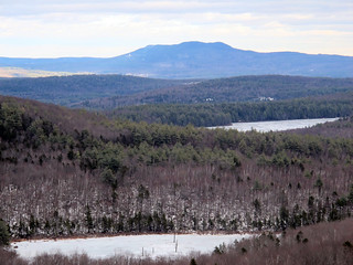 the view from Kulish Ledges (photo: Russ Cobb)