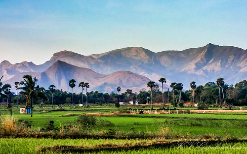 A Awsome View of Western Ghats from Palakkad