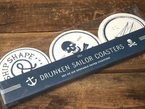 Izola / Drunken Sailor Coasters
